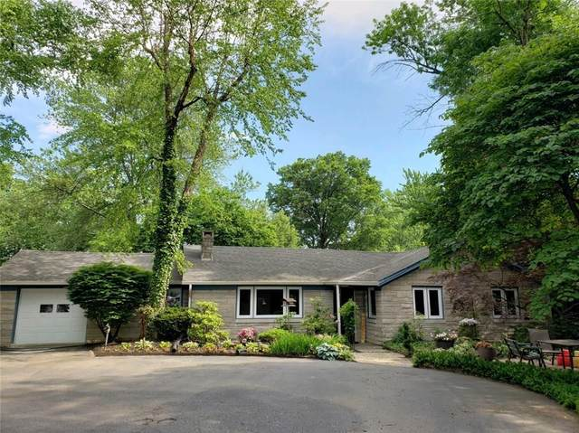 1409 E Main Street, Plainfield, IN 46168 (MLS #21716041) :: Mike Price Realty Team - RE/MAX Centerstone