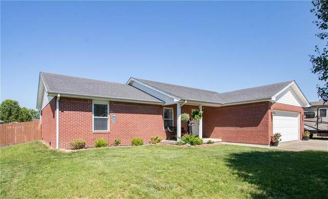 4684 N County Road 975 E, Seymour, IN 47274 (MLS #21716107) :: Anthony Robinson & AMR Real Estate Group LLC