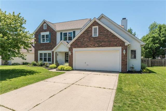 4863 Ashbrook Drive, Noblesville, IN 46062 (MLS #21716172) :: Mike Price Realty Team - RE/MAX Centerstone
