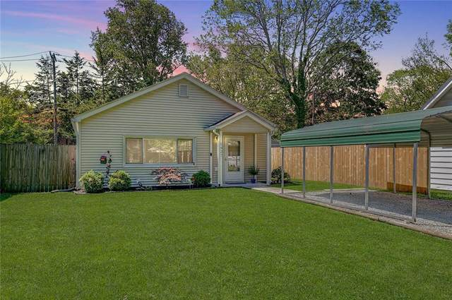1927 E 69TH Street, Indianapolis, IN 46220 (MLS #21716180) :: Anthony Robinson & AMR Real Estate Group LLC