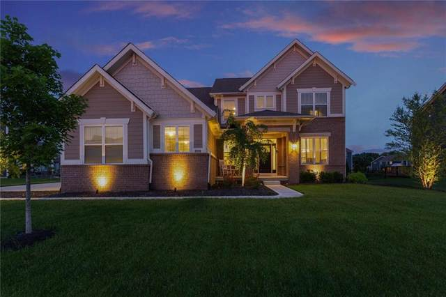 13327 Lansbury Lane, Fishers, IN 46037 (MLS #21716259) :: Heard Real Estate Team | eXp Realty, LLC