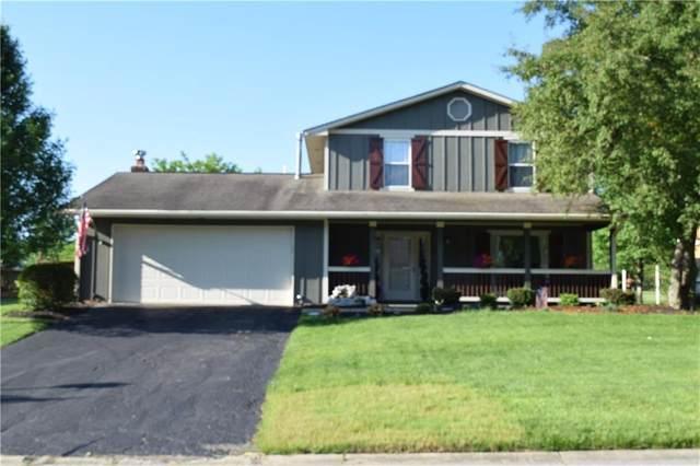5445 Ridge Hill Way, Avon, IN 46123 (MLS #21716465) :: Heard Real Estate Team | eXp Realty, LLC