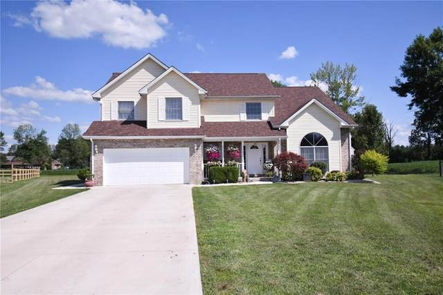 113 Bayberry Drive, Seymour, IN 47274 (MLS #21716682) :: Mike Price Realty Team - RE/MAX Centerstone
