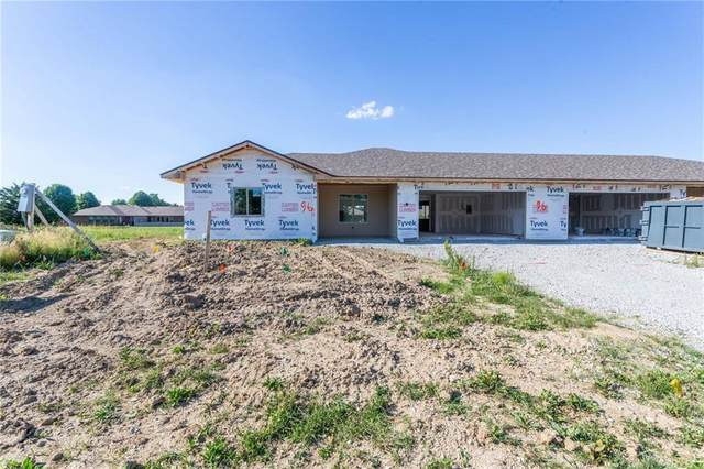 138 Asbury Drive, Anderson, IN 46013 (MLS #21716698) :: David Brenton's Team