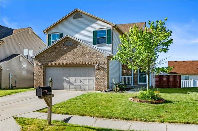 10521 Lookout Lane, Indianapolis, IN 46234 (MLS #21716935) :: Anthony Robinson & AMR Real Estate Group LLC