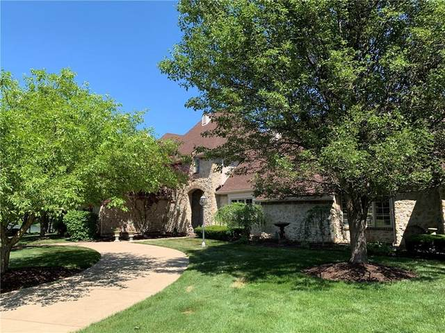 11670 Diamond Pointe Court, Indianapolis, IN 46236 (MLS #21716986) :: Anthony Robinson & AMR Real Estate Group LLC