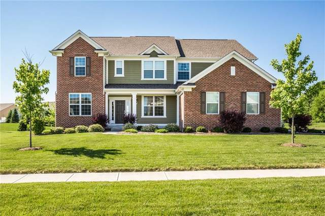 8785 Wood Duck Court, Zionsville, IN 46077 (MLS #21717076) :: Anthony Robinson & AMR Real Estate Group LLC