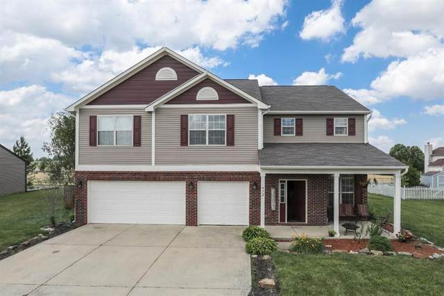 972 Palomino Place, Bargersville, IN 46106 (MLS #21717089) :: Anthony Robinson & AMR Real Estate Group LLC