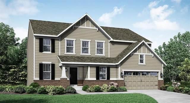 9724 Ridgecrest Lane, Mccordsville, IN 46055 (MLS #21718451) :: Mike Price Realty Team - RE/MAX Centerstone