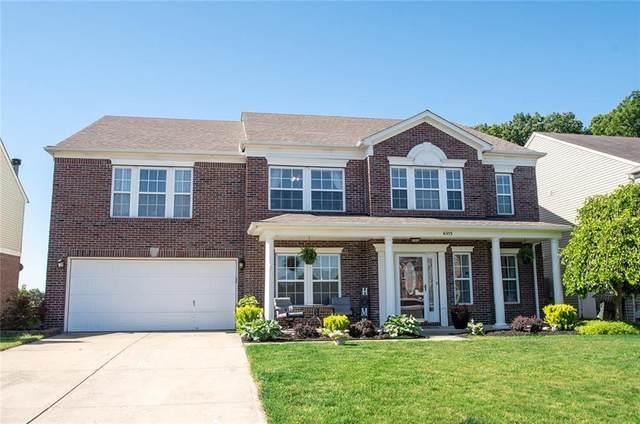 6353 W Philadelphia Drive, Mccordsville, IN 46055 (MLS #21718542) :: Anthony Robinson & AMR Real Estate Group LLC