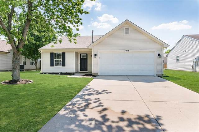 5976 Marco Street, Plainfield, IN 46168 (MLS #21718739) :: The Indy Property Source