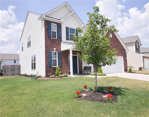 2098 Shadow Creek Boulevard, Columbus, IN 47201 (MLS #21718948) :: Anthony Robinson & AMR Real Estate Group LLC