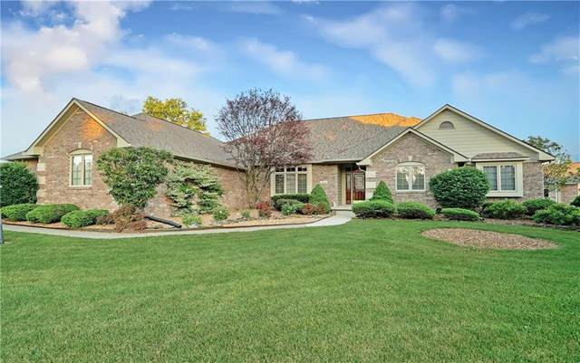 2319 Whispering Way, Indianapolis, IN 46239 (MLS #21719021) :: Anthony Robinson & AMR Real Estate Group LLC
