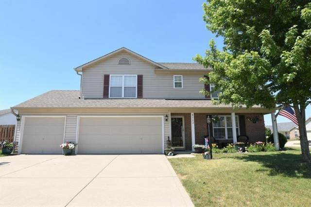 3142 Rolling Knoll Lane, Columbus, IN 47201 (MLS #21719179) :: Anthony Robinson & AMR Real Estate Group LLC