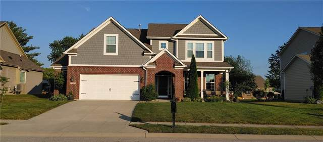 7803 Dartmouth Court, Brownsburg, IN 46112 (MLS #21719236) :: Anthony Robinson & AMR Real Estate Group LLC