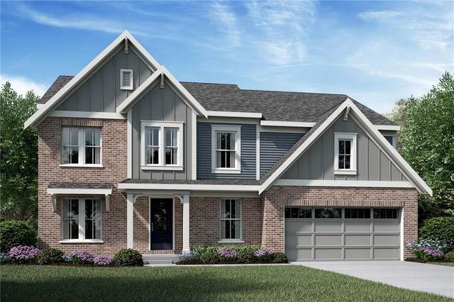 8391 Treeline Lane, Mccordsville, IN 46055 (MLS #21719414) :: Anthony Robinson & AMR Real Estate Group LLC