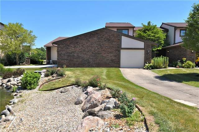 518 Cielo Vista Drive, Greenwood, IN 46143 (MLS #21719502) :: The Indy Property Source