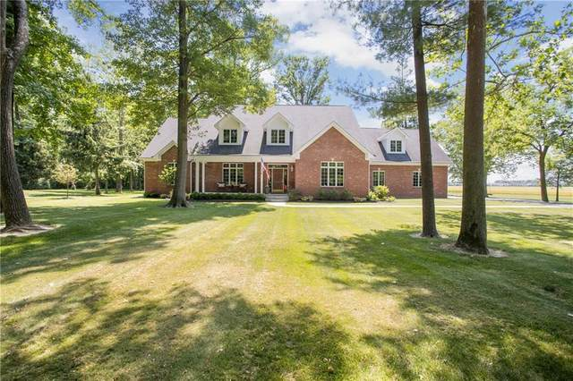 10765 Forest Lake Court, Indianapolis, IN 46278 (MLS #21719550) :: Your Journey Team