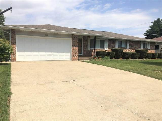 508 S Russell Drive, Greensburg, IN 47240 (MLS #21720181) :: Mike Price Realty Team - RE/MAX Centerstone