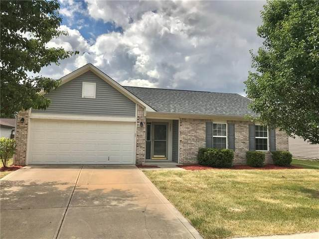 1287 Yellowstone Way, Franklin, IN 46131 (MLS #21720222) :: The Indy Property Source
