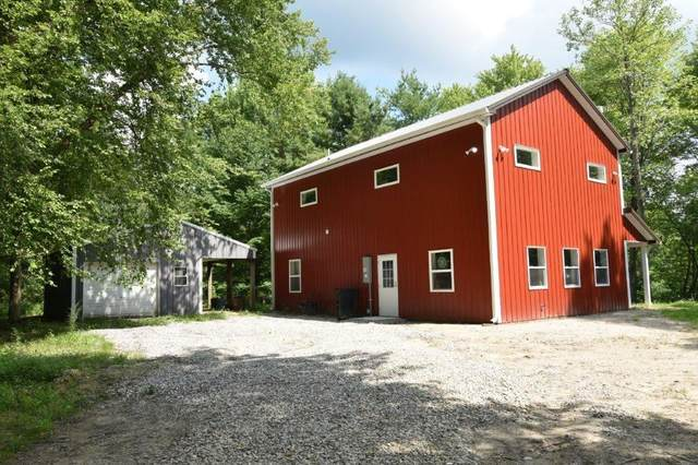 8044 Grandview Ridge Road N, Columbus, IN 47201 (MLS #21720417) :: AR/haus Group Realty