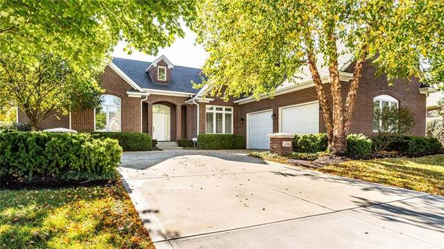 2079 Renegade Court, Carmel, IN 46032 (MLS #21720523) :: AR/haus Group Realty