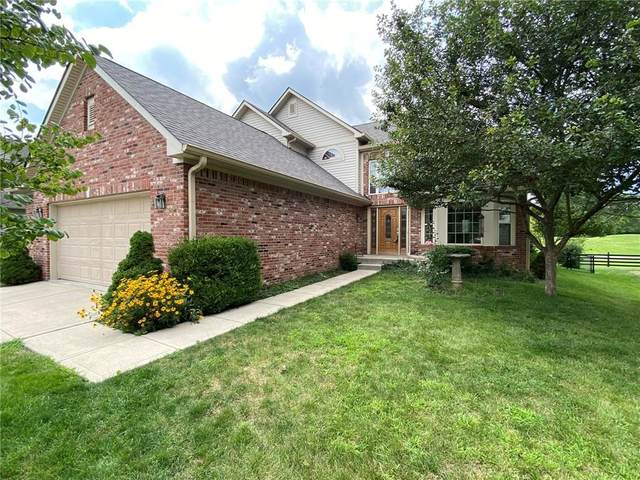 4908 Arabian Run, Indianapolis, IN 46228 (MLS #21720580) :: Anthony Robinson & AMR Real Estate Group LLC