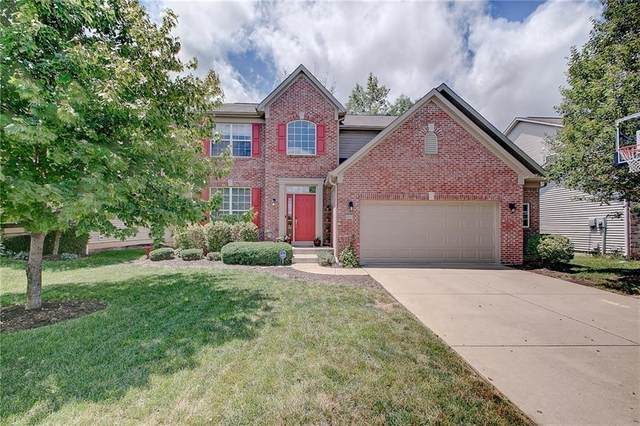 13752 Wendessa Drive, Fishers, IN 46038 (MLS #21720641) :: Anthony Robinson & AMR Real Estate Group LLC