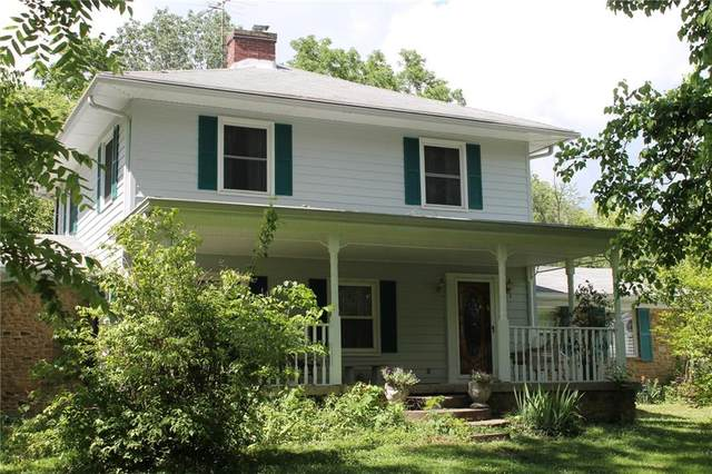 814 E Fruitdale Road, Morgantown, IN 46160 (MLS #21720662) :: The Indy Property Source