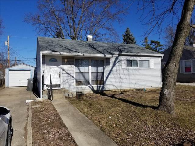 5456 E 19th Street Street, Indianapolis, IN 46218 (MLS #21720823) :: Heard Real Estate Team | eXp Realty, LLC