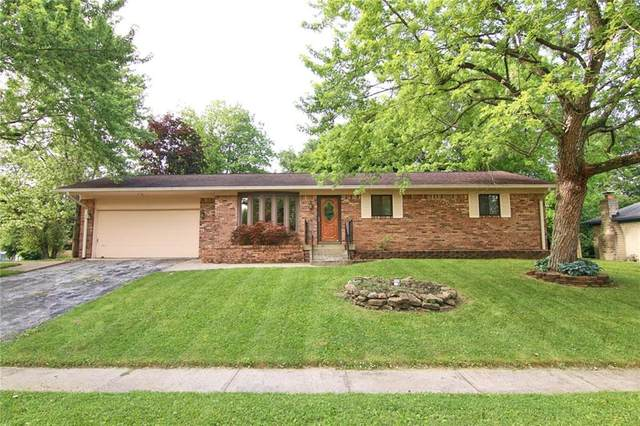 627 W Mcgregor Road, Indianapolis, IN 46217 (MLS #21720934) :: The Indy Property Source