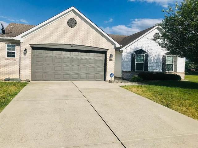2135 Silver Rose Drive, Avon, IN 46123 (MLS #21721053) :: The Evelo Team