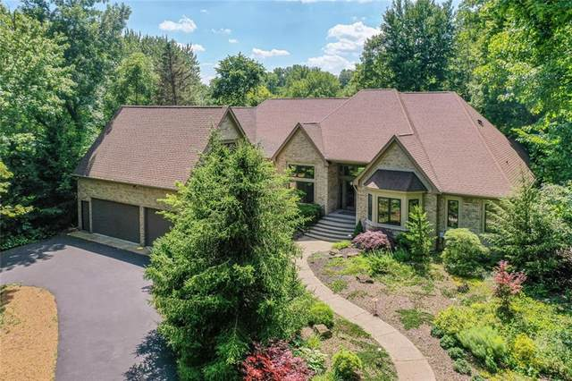 6910 Steven Lane, Indianapolis, IN 46260 (MLS #21721173) :: Richwine Elite Group