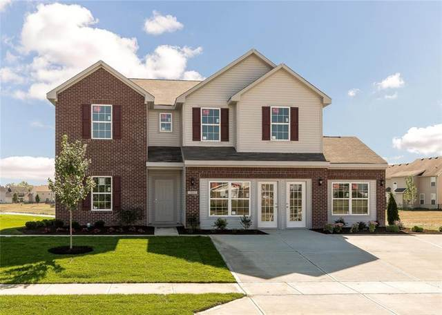 7805 Bullfinch Lane, Indianapolis, IN 46239 (MLS #21721194) :: The ORR Home Selling Team