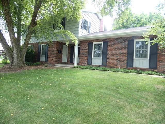 479 Manor Drive, Seymour, IN 47274 (MLS #21721224) :: Ferris Property Group