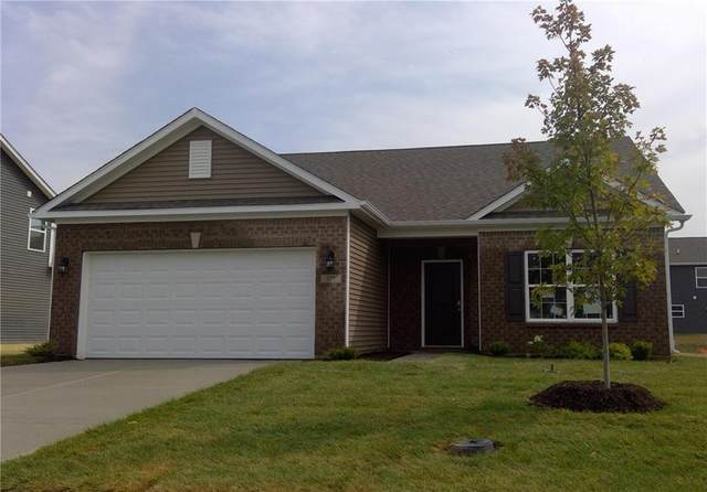 327 Thistlewood Drive, Greenfield, IN 46140 (MLS #21721443) :: Mike Price Realty Team - RE/MAX Centerstone