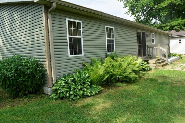 3380 Runaround Road, Monrovia, IN 46157 (MLS #21721501) :: Mike Price Realty Team - RE/MAX Centerstone