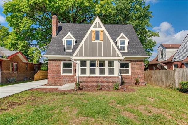 3922 Carrollton Avenue, Indianapolis, IN 46205 (MLS #21721636) :: Mike Price Realty Team - RE/MAX Centerstone