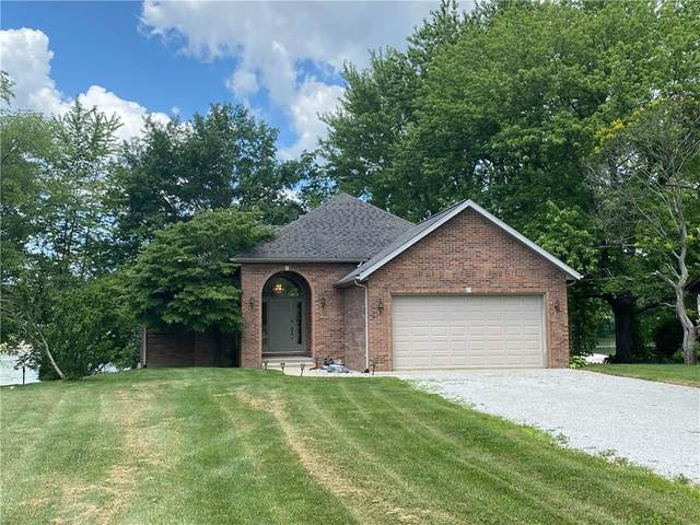 912 E Mohawk Trail, Greensburg, IN 47240 (MLS #21721675) :: Mike Price Realty Team - RE/MAX Centerstone