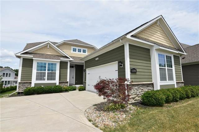 6108 Heron Court, Columbus, IN 47201 (MLS #21721742) :: Anthony Robinson & AMR Real Estate Group LLC