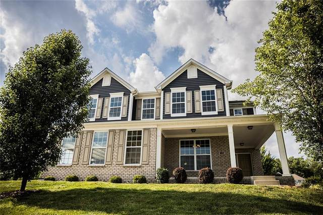 667 Lake Vista Drive, Columbus, IN 47201 (MLS #21721769) :: Mike Price Realty Team - RE/MAX Centerstone