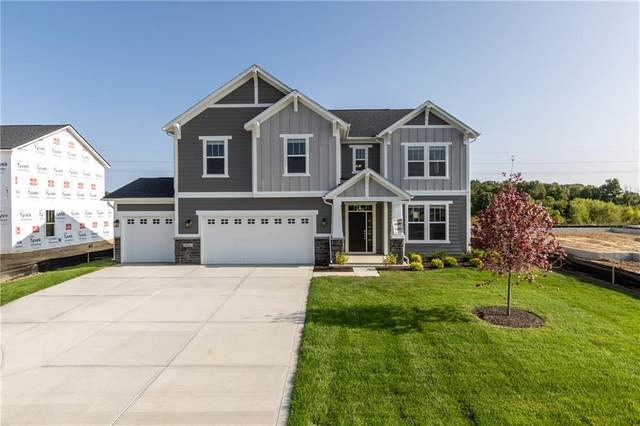 8090 Shaldon Court, Zionsville, IN 46077 (MLS #21721822) :: AR/haus Group Realty