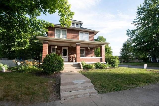 89 W Sumner Avenue, Martinsville, IN 46151 (MLS #21721936) :: Mike Price Realty Team - RE/MAX Centerstone