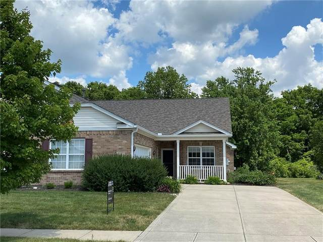 1927 Persimmon Grove Drive, Indianapolis, IN 46234 (MLS #21721990) :: AR/haus Group Realty