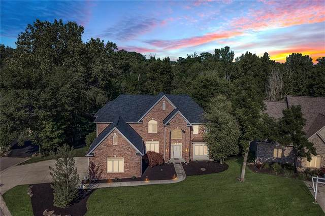 7122 Royal Oakland Court, Indianapolis, IN 46236 (MLS #21722025) :: AR/haus Group Realty