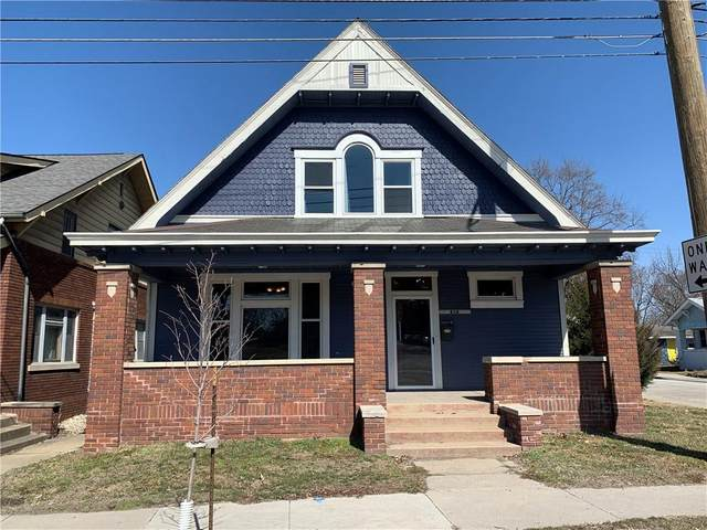 828 E Raymond Street, Indianapolis, IN 46203 (MLS #21722233) :: The Evelo Team