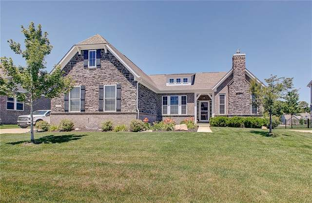 6350 Ederline Lane, Noblesville, IN 46062 (MLS #21722282) :: The Evelo Team