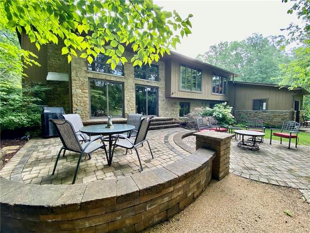 4210 N Foxcliff Drive W, Martinsville, IN 46151 (MLS #21722337) :: Mike Price Realty Team - RE/MAX Centerstone