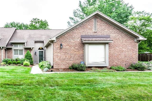 8951 Pennwood Court, Indianapolis, IN 46240 (MLS #21722356) :: AR/haus Group Realty