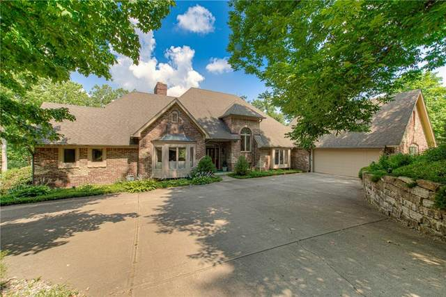 11572 Fall Creek Road, Indianapolis, IN 46256 (MLS #21722357) :: Richwine Elite Group